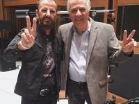 Bob Malik with Ringo Starr