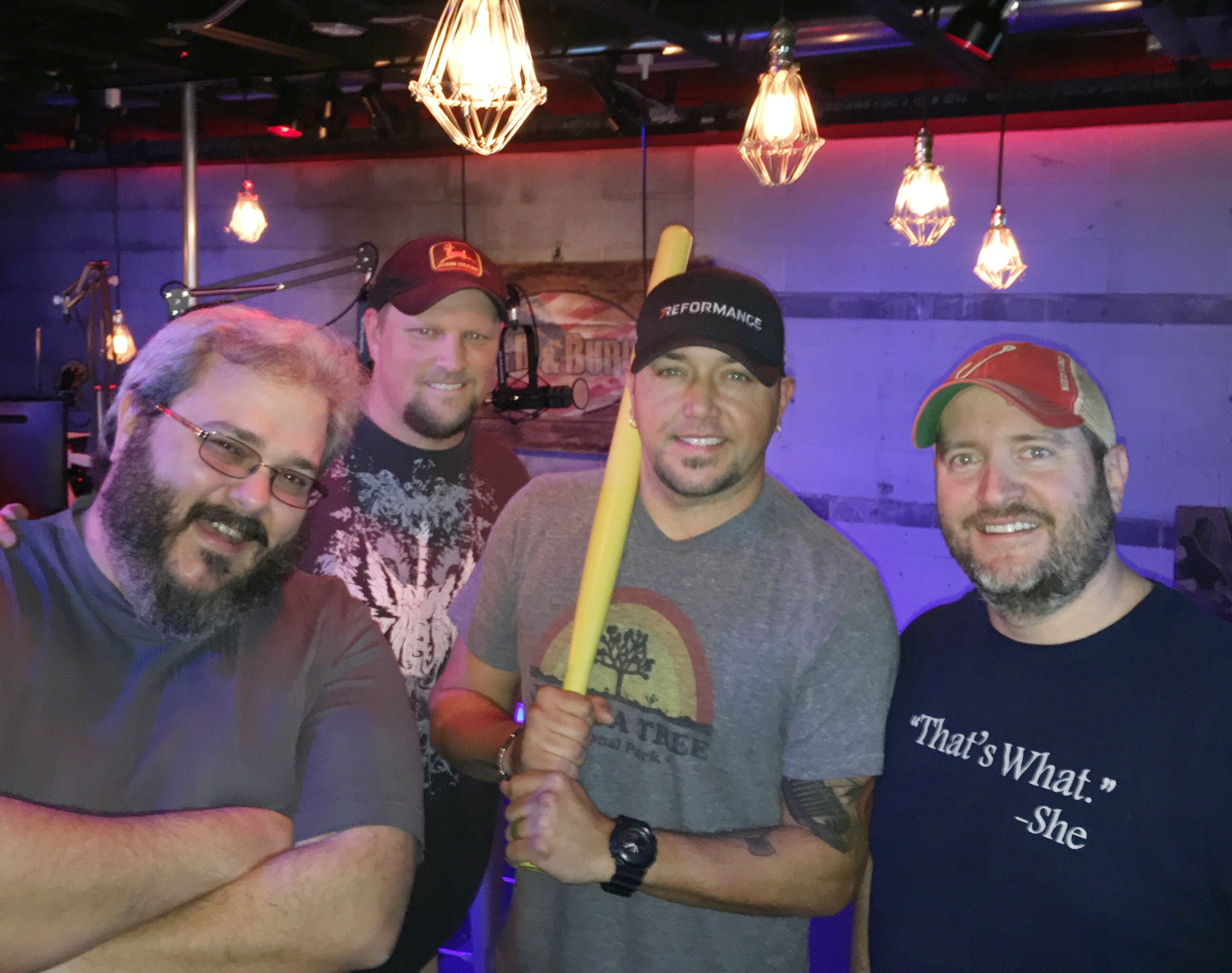 Jason Aldean, ACM Entertainer of the Year visits Big D and Bubba in studio