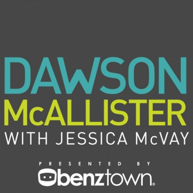 Dawson McAllister Live with Jessica McVay