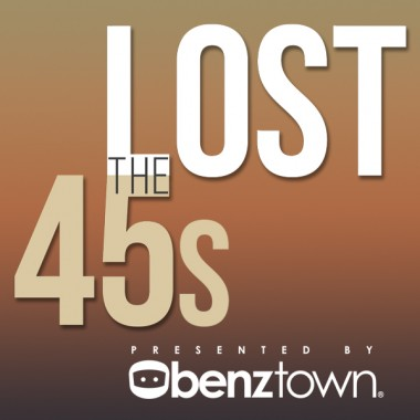 The Lost 45s with Barry Scott