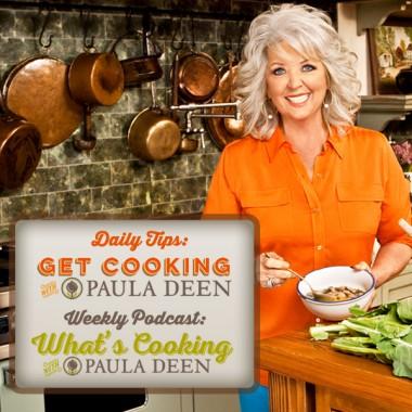 Get Cooking with Paula Deen